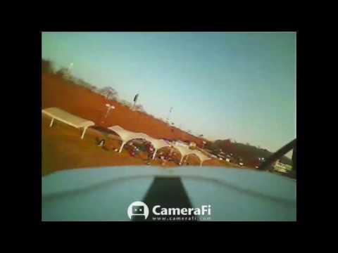 parrot swing camera