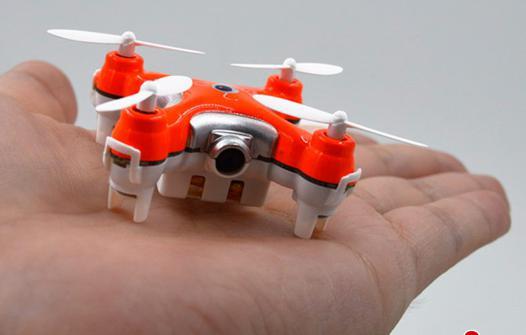 petit drone camera