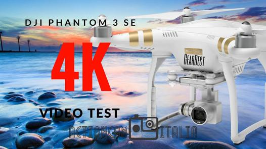 phantom 3 se test