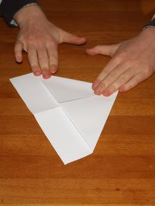 plier papier