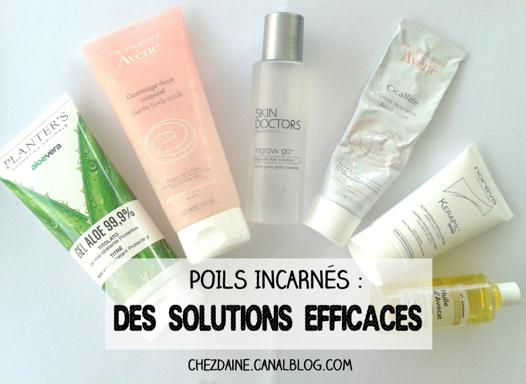 poil incarné solution