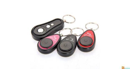 porte clé sonore anti perte