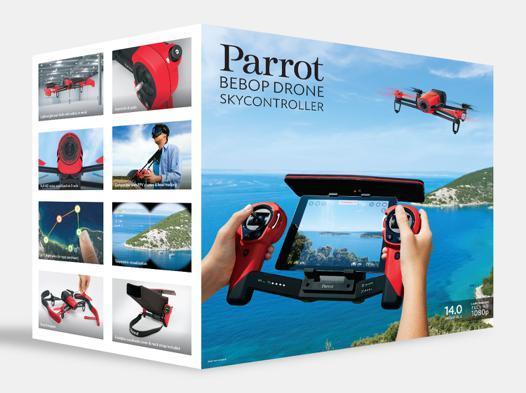 prix drone parrot