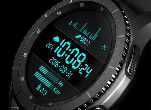 prix samsung gear s3