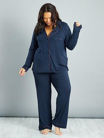 pyjama femme grande taille