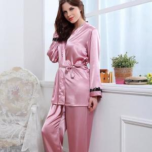 pyjama satin femme pas cher