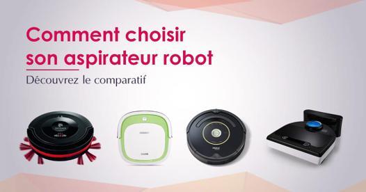 quel aspirateur robot choisir