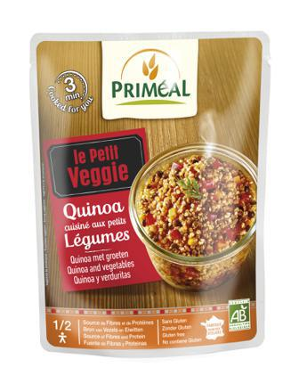 quinoa fibres