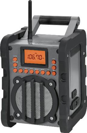 radio de chantier pas cher