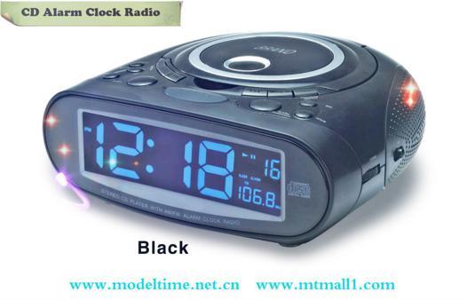 radio reveil cd