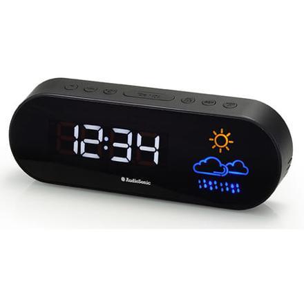 radio réveil design pas cher