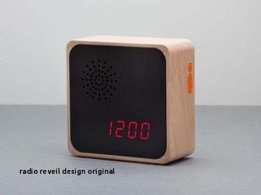 radio reveil original