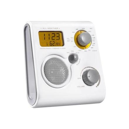 radio salle de bain