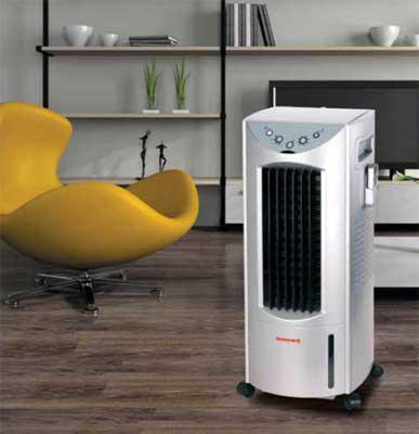 rafraichisseur d air efficacité