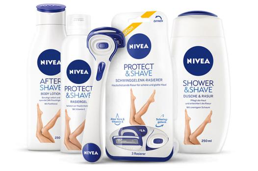 rasoir sous la douche femme