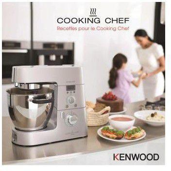 recette pour cooking chef
