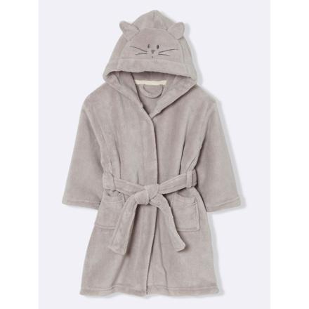 robe de chambre enfant polaire