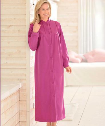 robe de chambre longue femme 130 cm