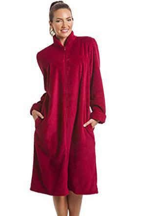 robe de chambre polaire