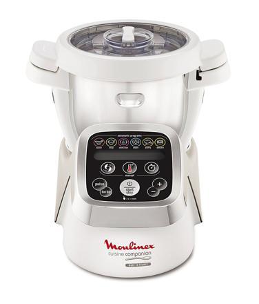 robot cuiseur companion de moulinex