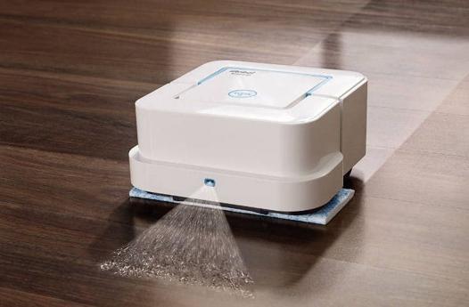 robot laveur
