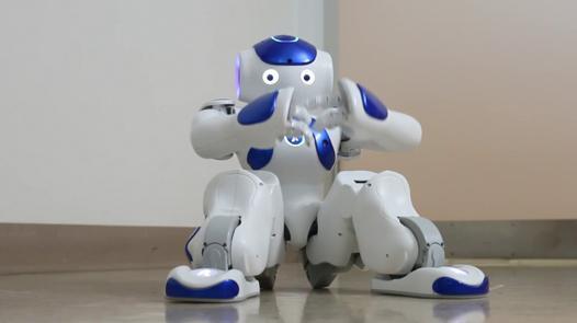 robot pain