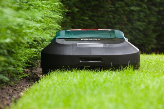 robot pelouse