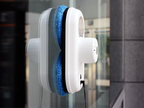 robot pour laver les vitres