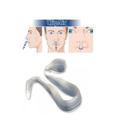 ronflement par le nez solution