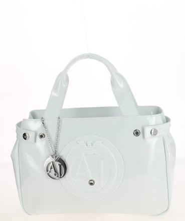 sac a main armani blanc
