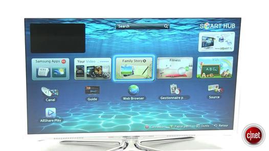 samsung smart tv 32 pouces