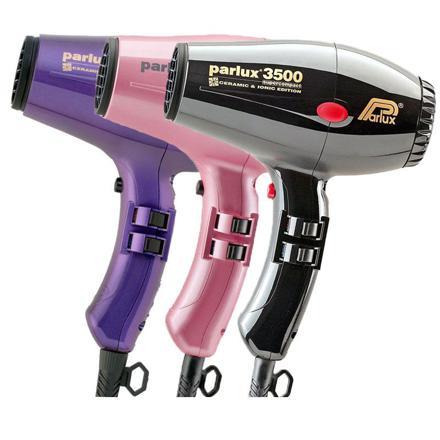 sèche cheveux parlux 3500 super compact ionic