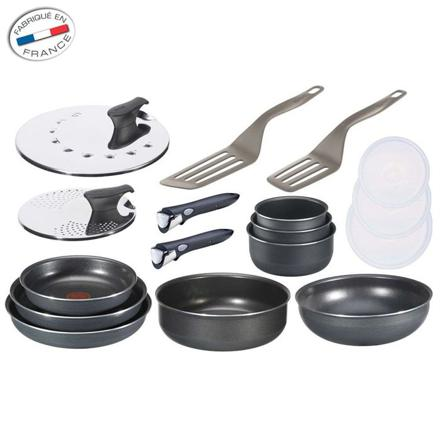 set casserole induction tefal