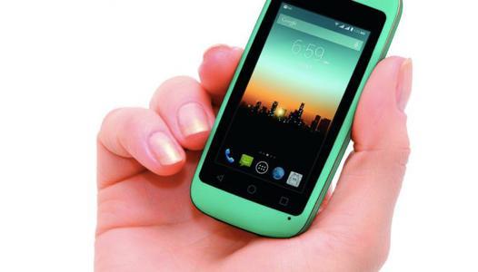 smartphone de petite taille