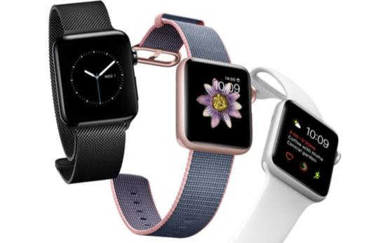 sortie apple watch 3