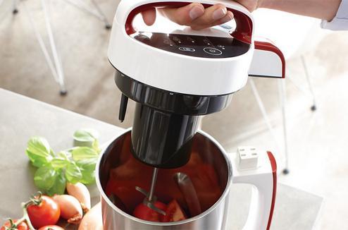 soupe blender chauffant recette