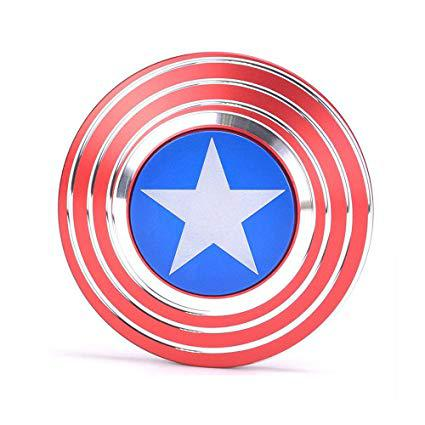 spinner captain america