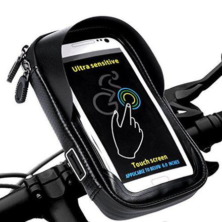 support smartphone pour vtt