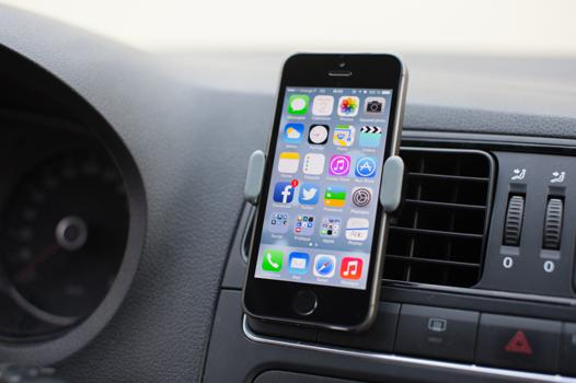 support voiture iphone 5s