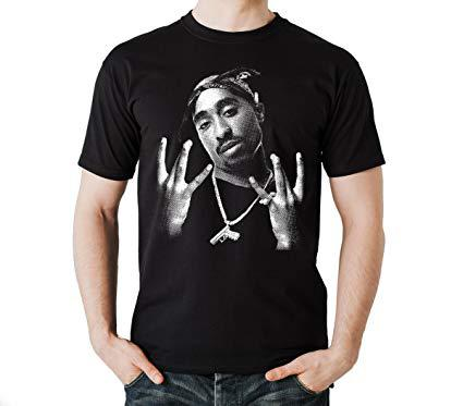 t shirt 2pac