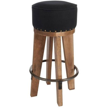 tabouret confortable