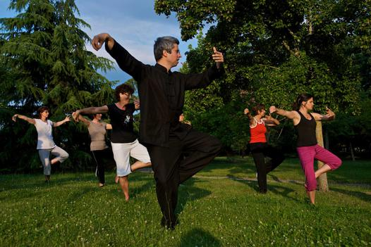 tai chi cours