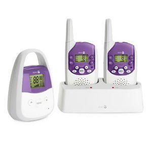 talkie walkie fonction babyphone