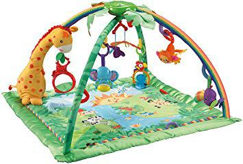 tapis eveil jungle