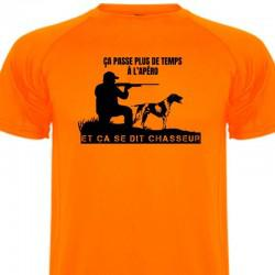 tee shirt de chasse