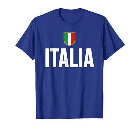 tee shirt italia