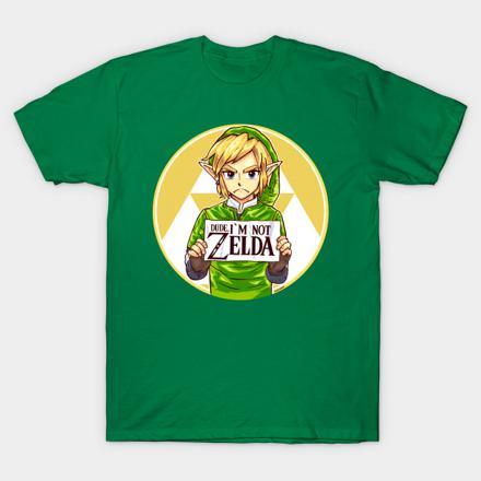 tee shirt zelda