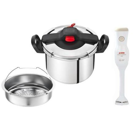 tefal cocotte minute tefal clipso