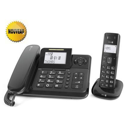 telephone fixe duo