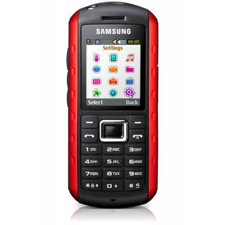 telephone portable etanche samsung